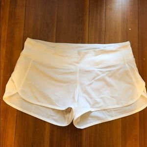 NEVER WORN lululemon shorts